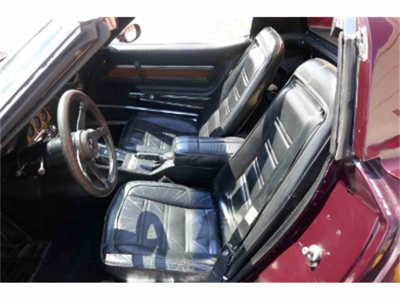 Large Picture of Classic 1973 Corvette located in Illinois Offered by North Shore Classics - LTL8