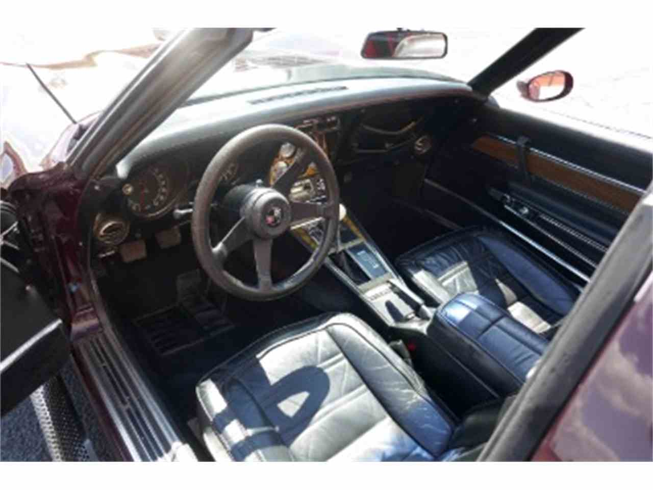 Large Picture of Classic 1973 Corvette Offered by North Shore Classics - LTL8
