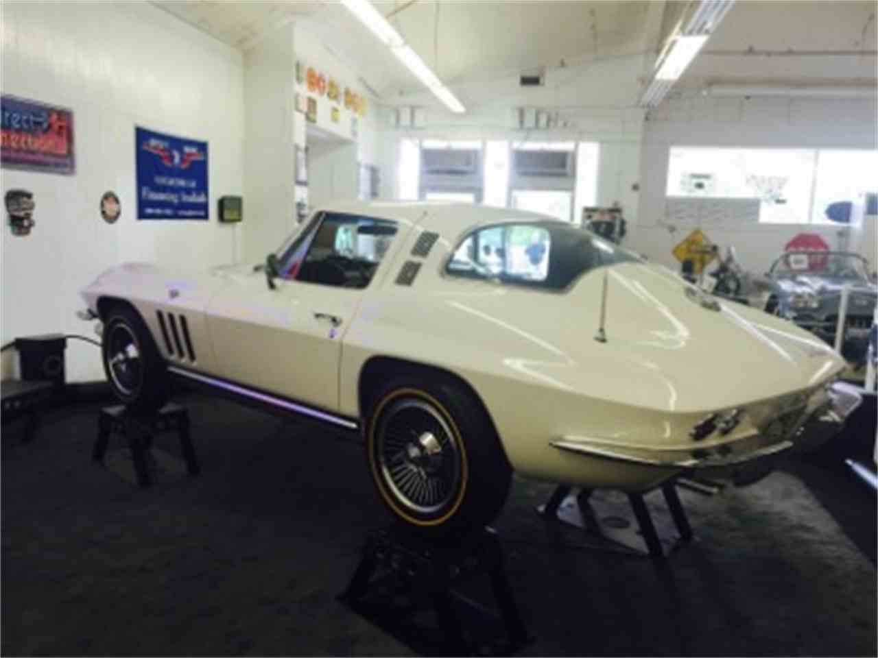 Large Picture of '65 Corvette located in Illinois Offered by North Shore Classics - LTLA