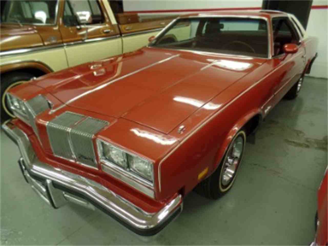 Large Picture of '76 Cutlass - LTLF