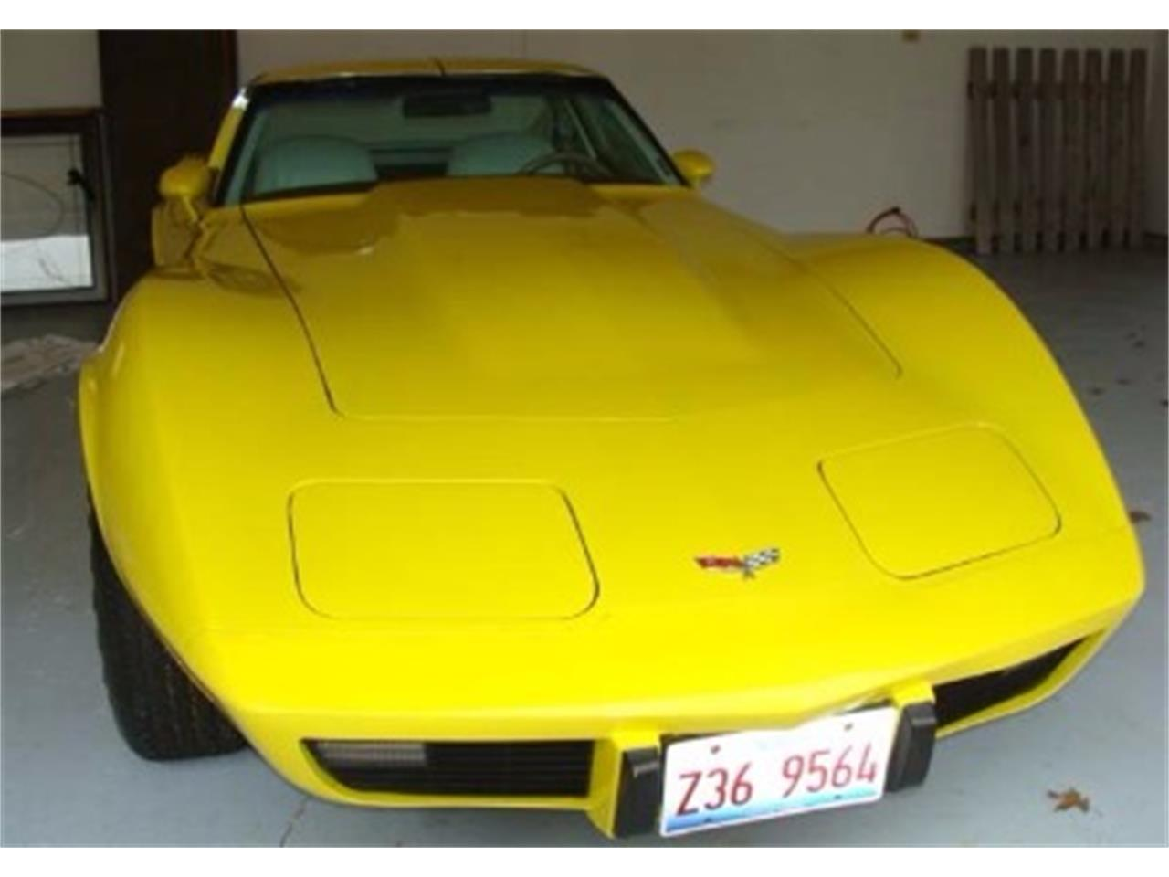 Large Picture of '77 Corvette - LTLJ