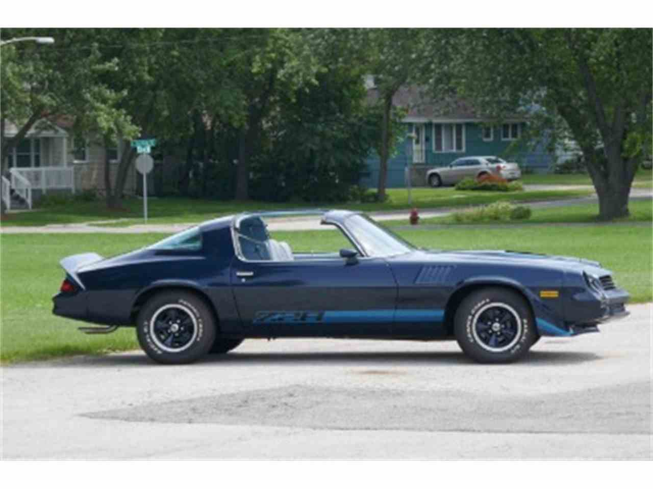 Large Picture of '79 Camaro - LTLO