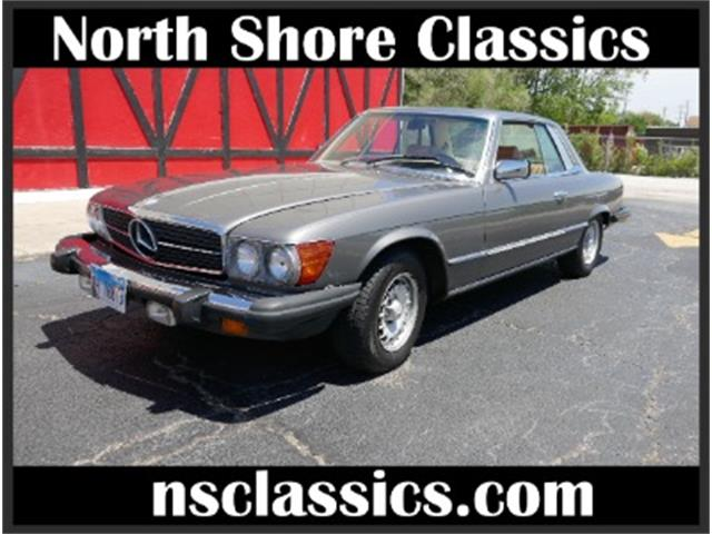 Picture of '81 Mercedes-Benz 380 located in Mundelein Illinois - LTLT