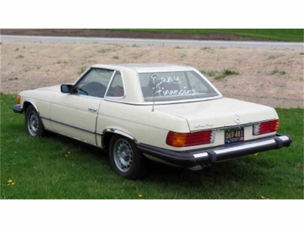 Large Picture of '78 450SL - LTLV