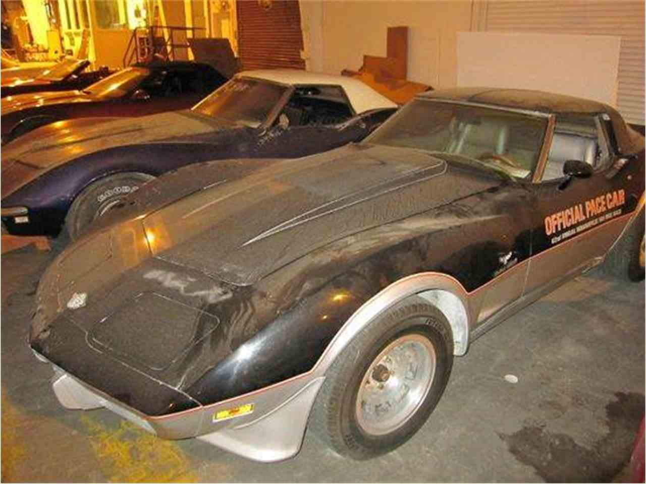Large Picture of '78 Corvette - LNY7