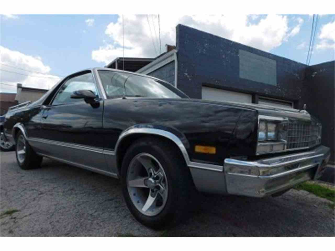 Large Picture of '87 El Camino - LTM8