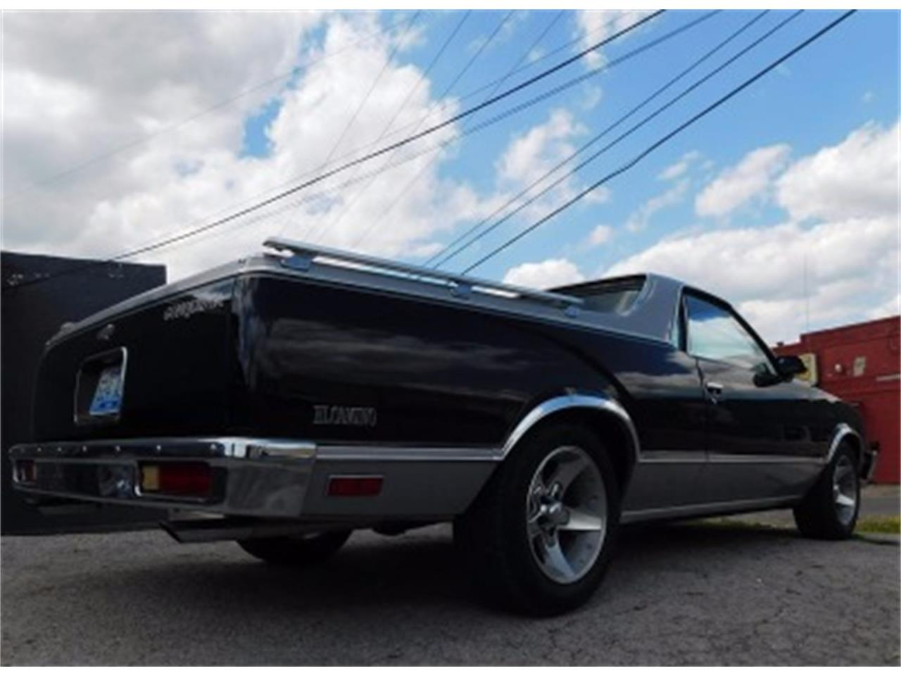 Large Picture of '87 El Camino - LTM8