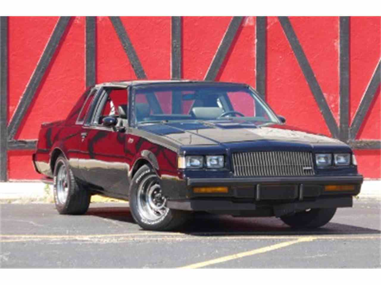 Large Picture of '87 Grand National located in Palatine Illinois Offered by North Shore Classics - LTM9