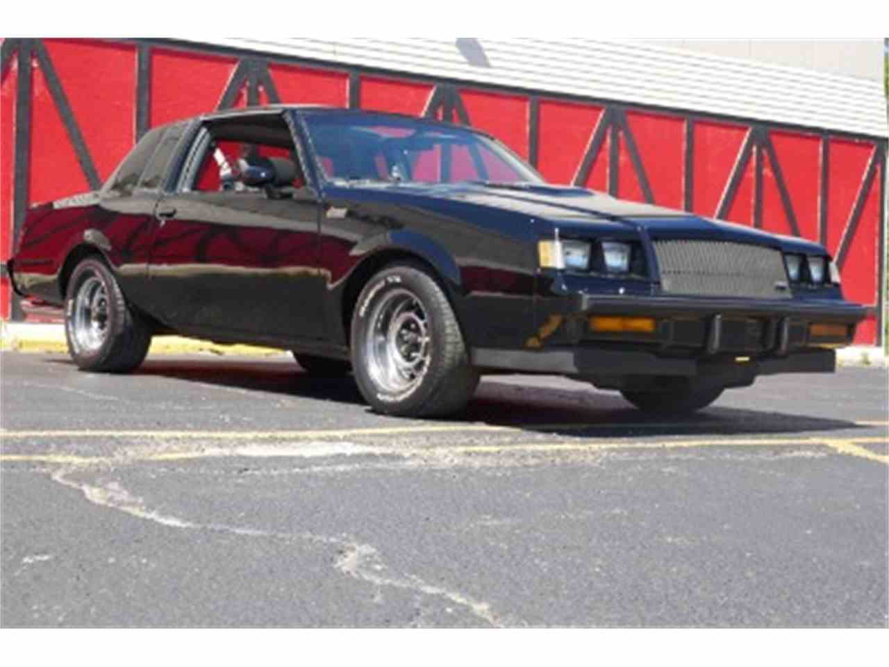 Large Picture of 1987 Grand National located in Illinois - $15,995.00 Offered by North Shore Classics - LTM9