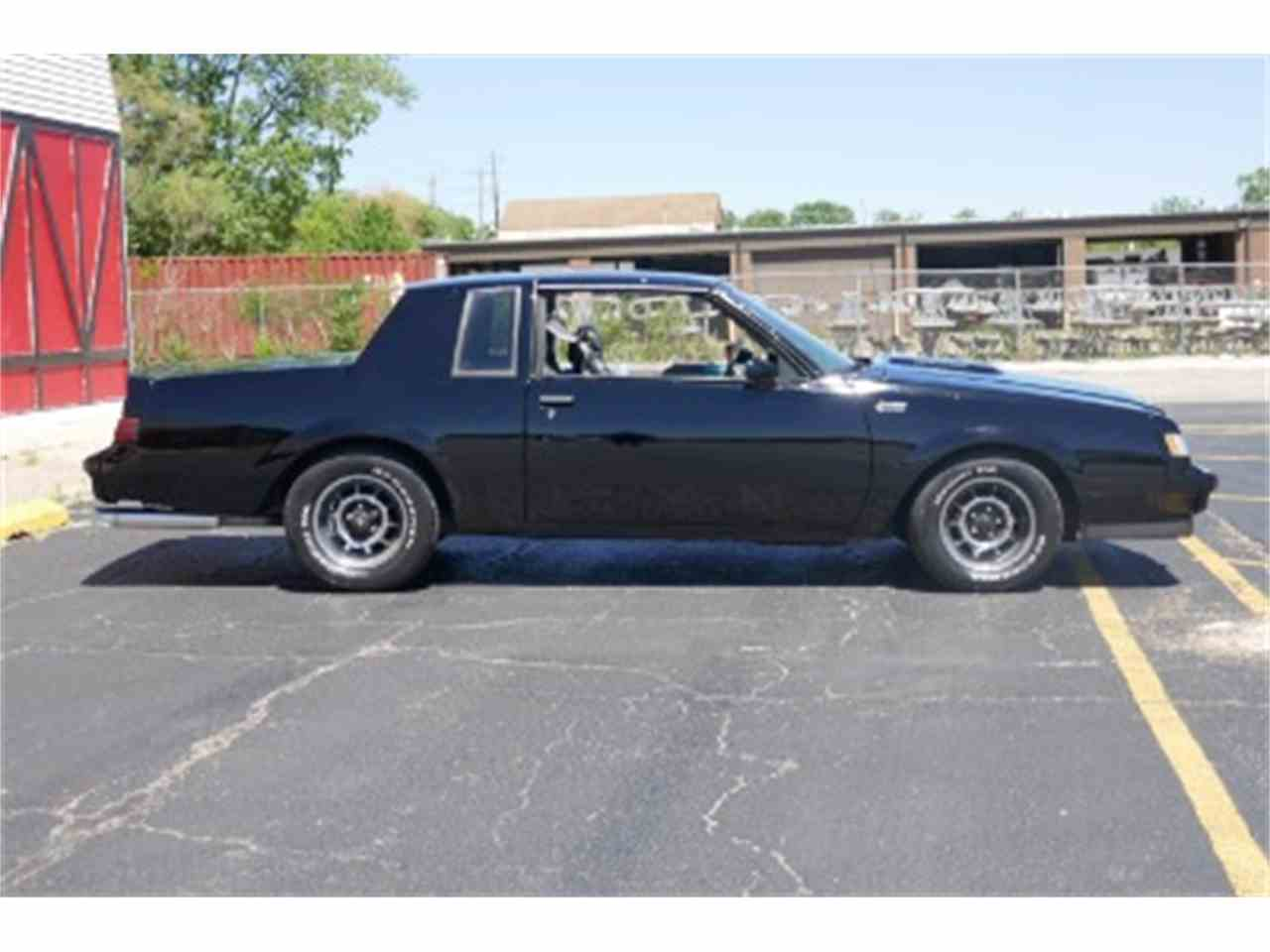 Large Picture of '87 Buick Grand National Offered by North Shore Classics - LTM9