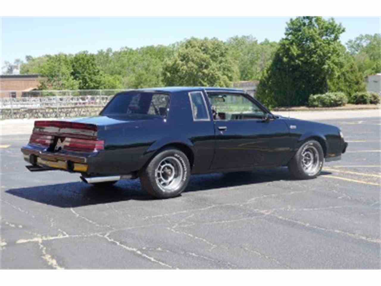 Large Picture of '87 Grand National located in Illinois - $15,995.00 Offered by North Shore Classics - LTM9