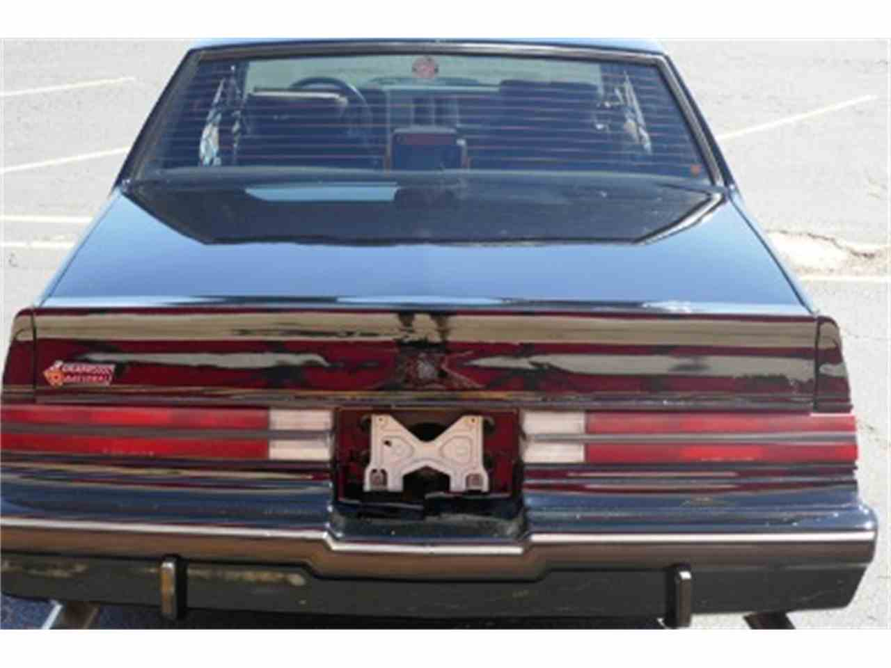 Large Picture of '87 Buick Grand National - $15,995.00 Offered by North Shore Classics - LTM9