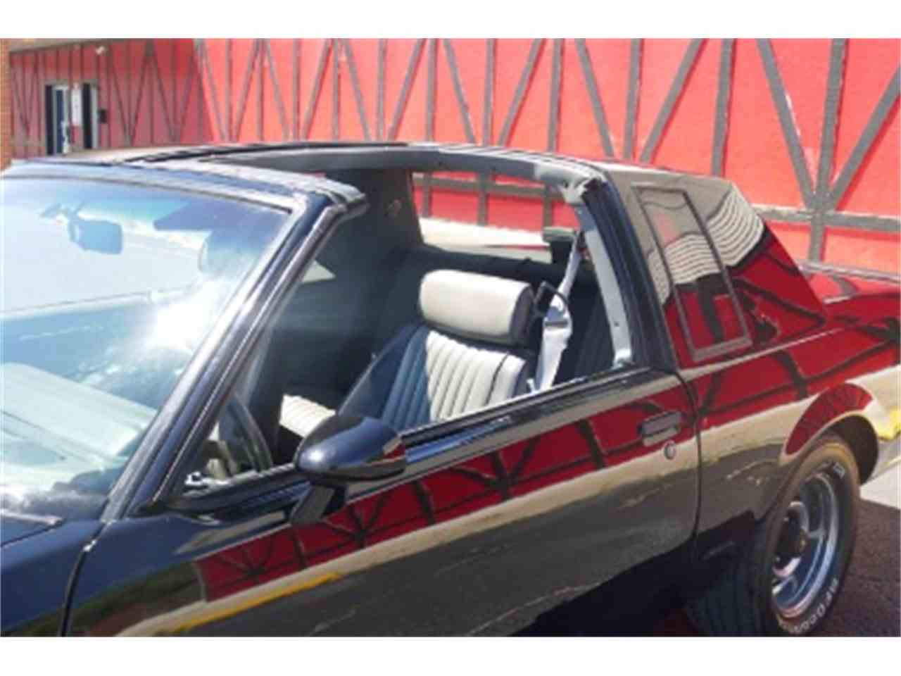 Large Picture of '87 Buick Grand National - $15,995.00 - LTM9