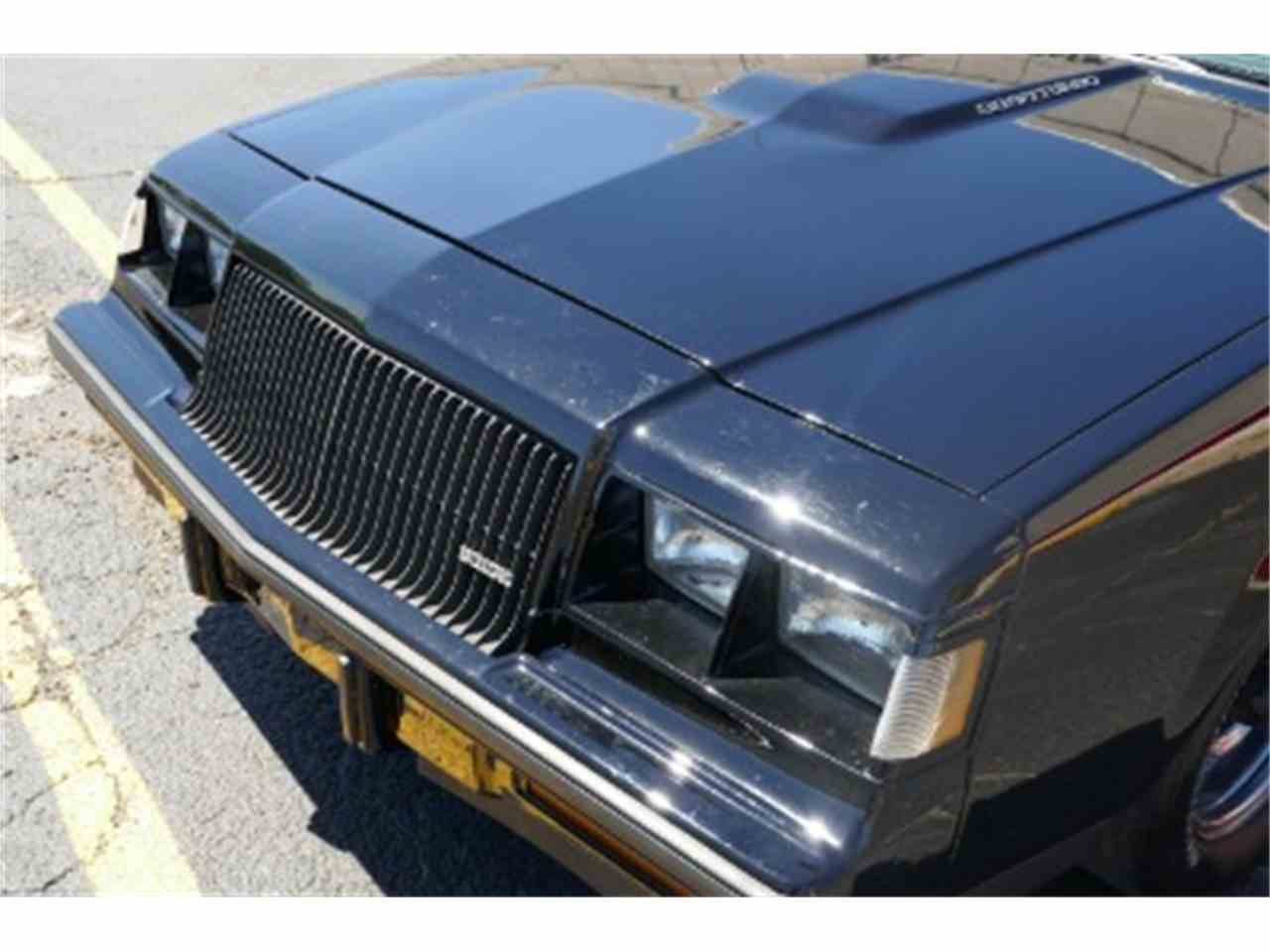 Large Picture of 1987 Buick Grand National located in Palatine Illinois - $15,995.00 Offered by North Shore Classics - LTM9