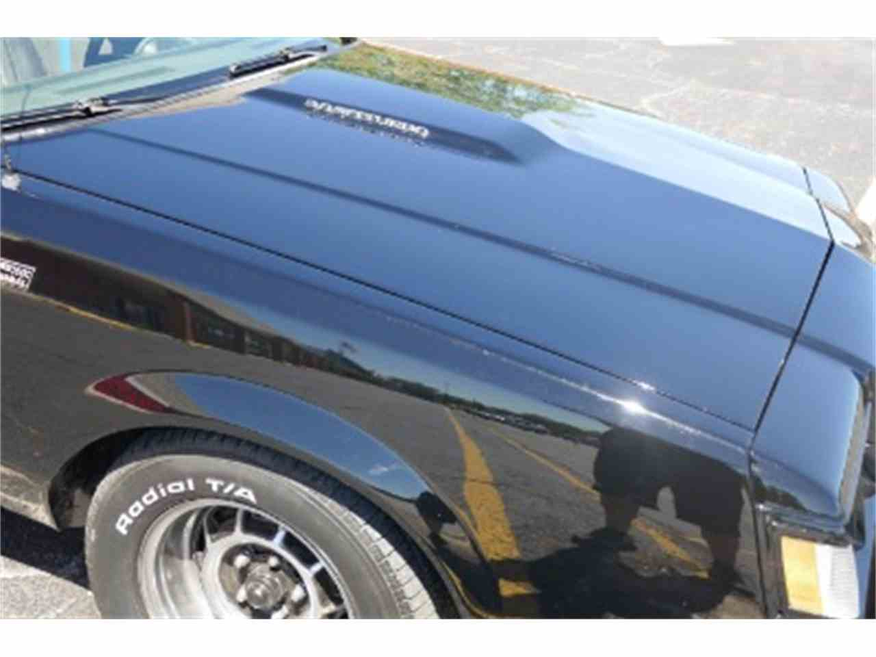 Large Picture of '87 Buick Grand National located in Illinois Offered by North Shore Classics - LTM9