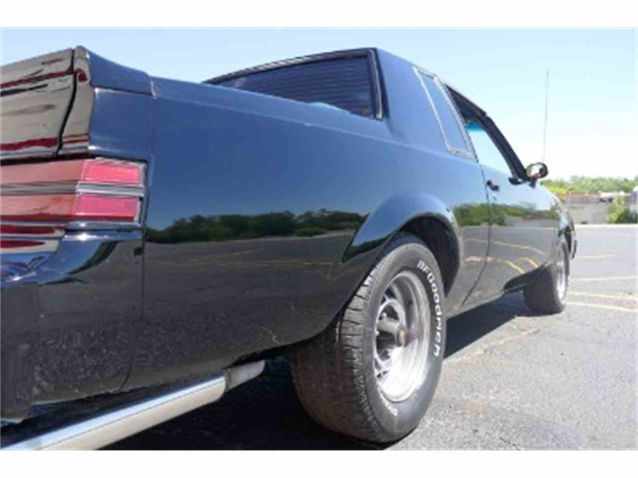 Large Picture of 1987 Buick Grand National located in Palatine Illinois Offered by North Shore Classics - LTM9