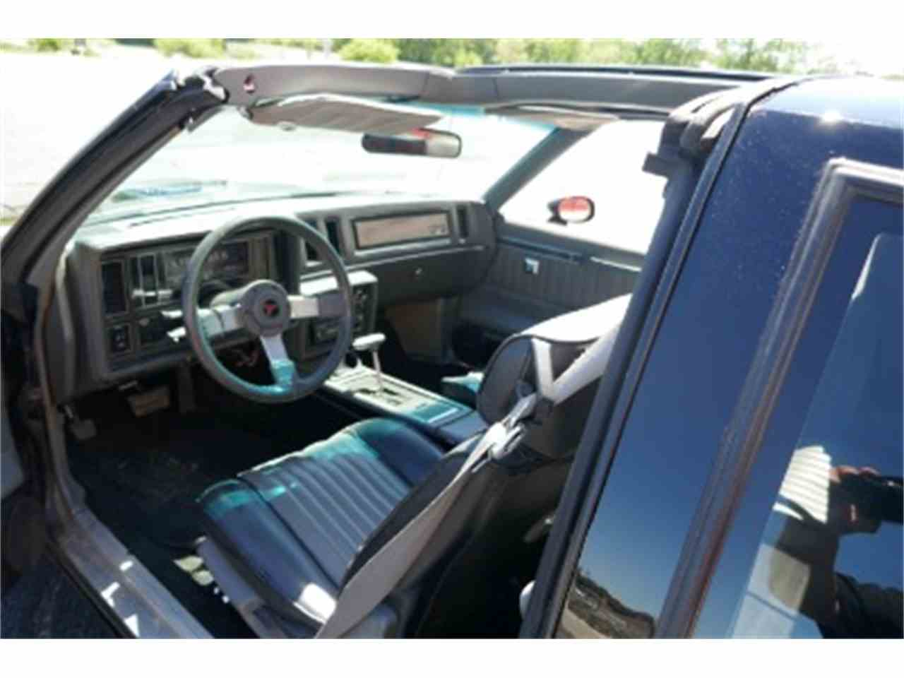 Large Picture of 1987 Buick Grand National - LTM9