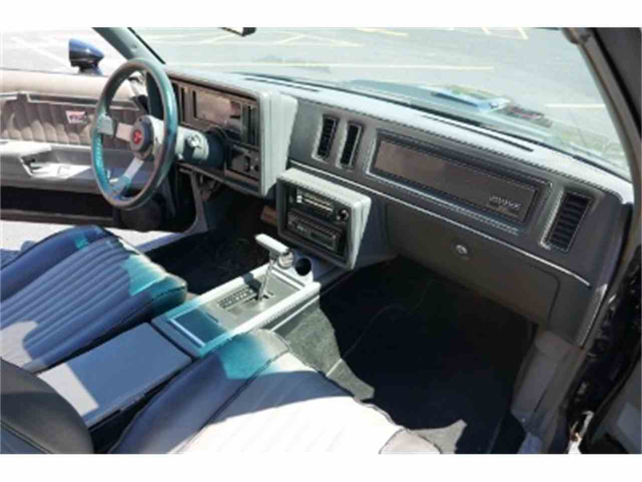 Large Picture of 1987 Buick Grand National Offered by North Shore Classics - LTM9