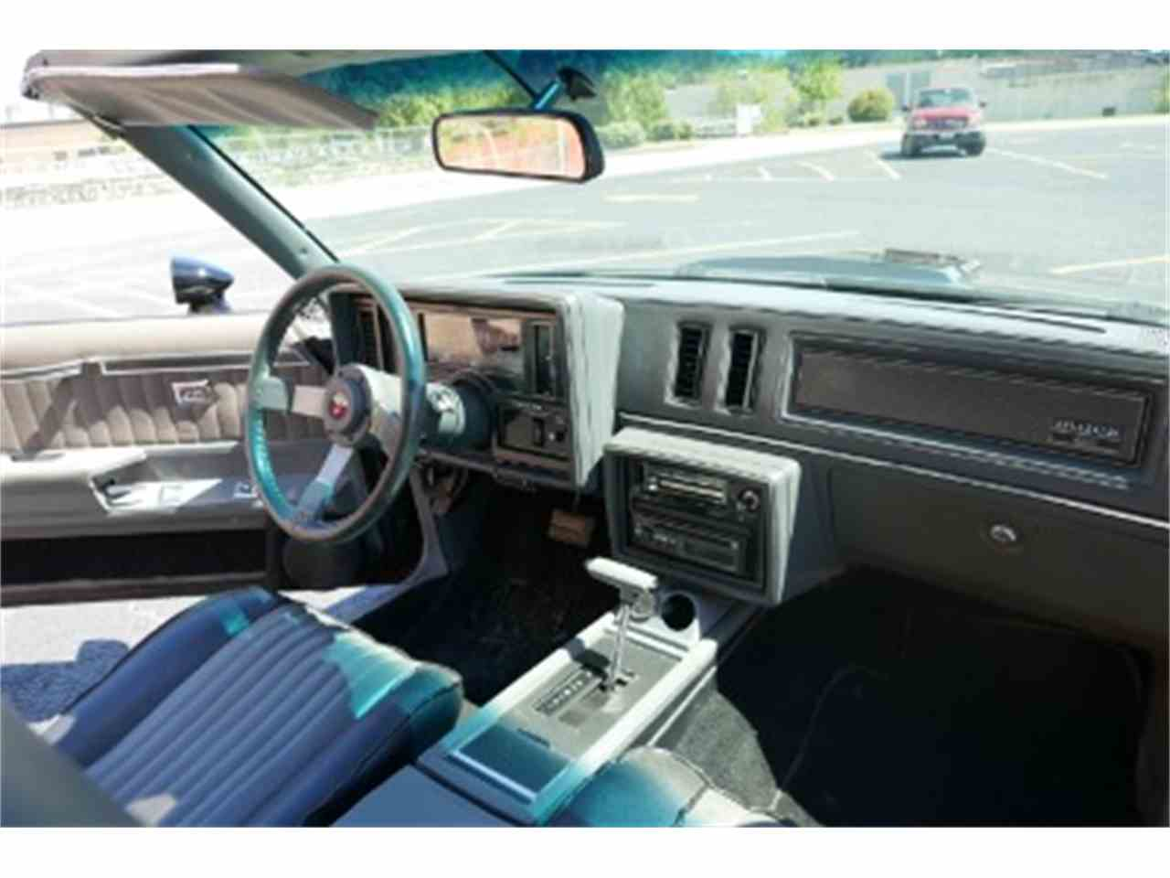 Large Picture of '87 Buick Grand National located in Palatine Illinois - LTM9
