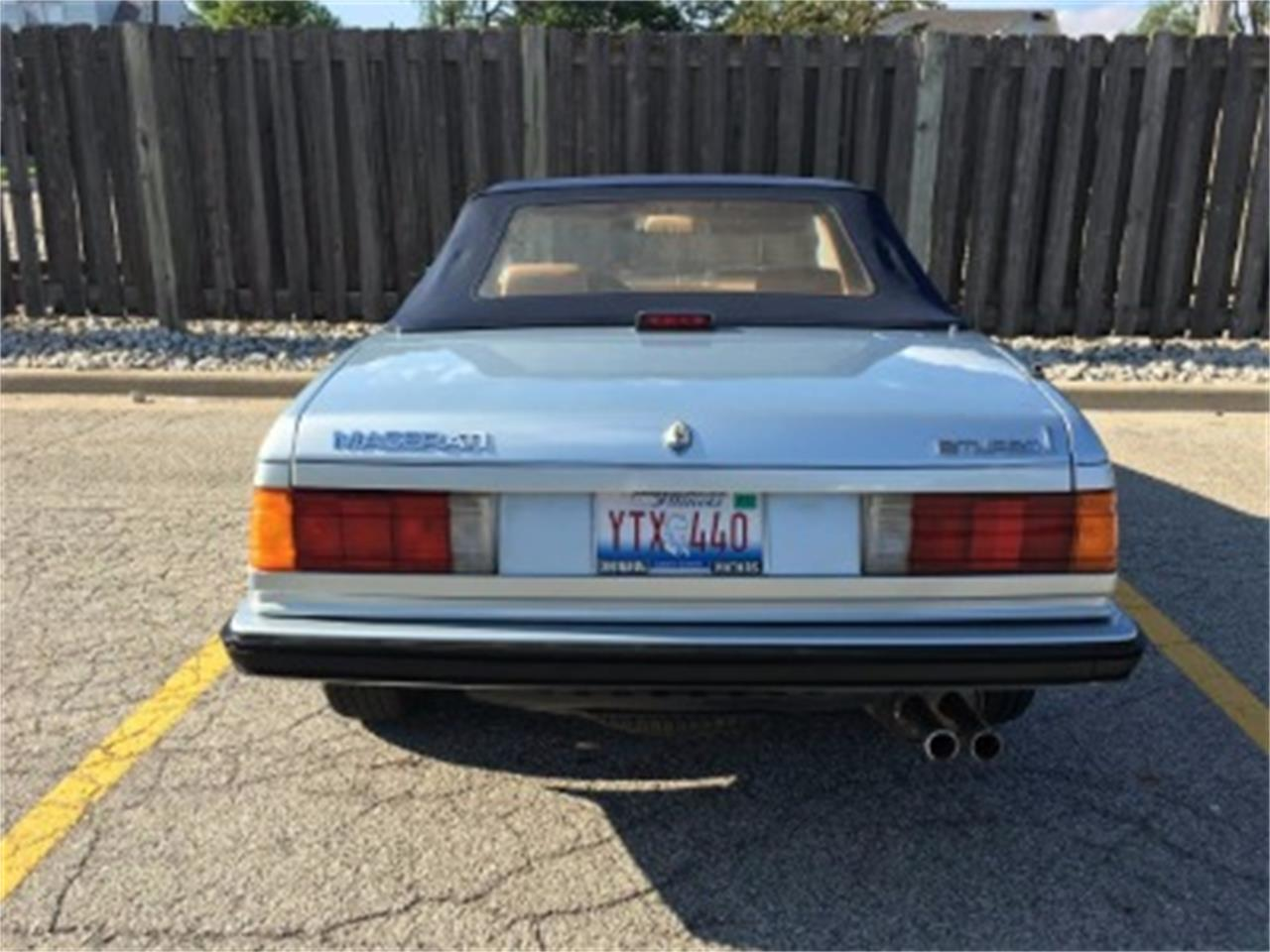 Large Picture of '87 Biturbo - LTMA