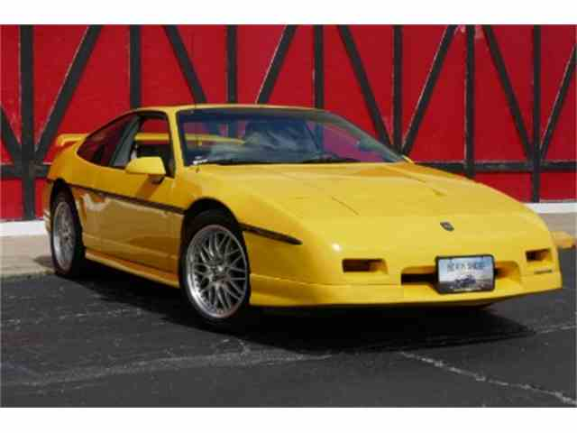Picture of '87 Pontiac Fiero Offered by  - LTMB