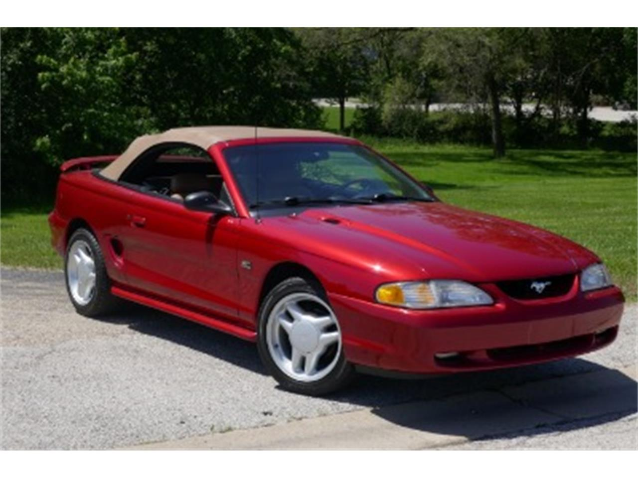 For sale 1995 ford mustang in palatine illinois