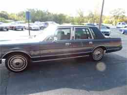 Picture of '87 Town Car located in Illinois - $9,995.00 - LTML