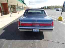 Picture of '87 Lincoln Town Car located in Mundelein Illinois - $9,995.00 Offered by North Shore Classics - LTML