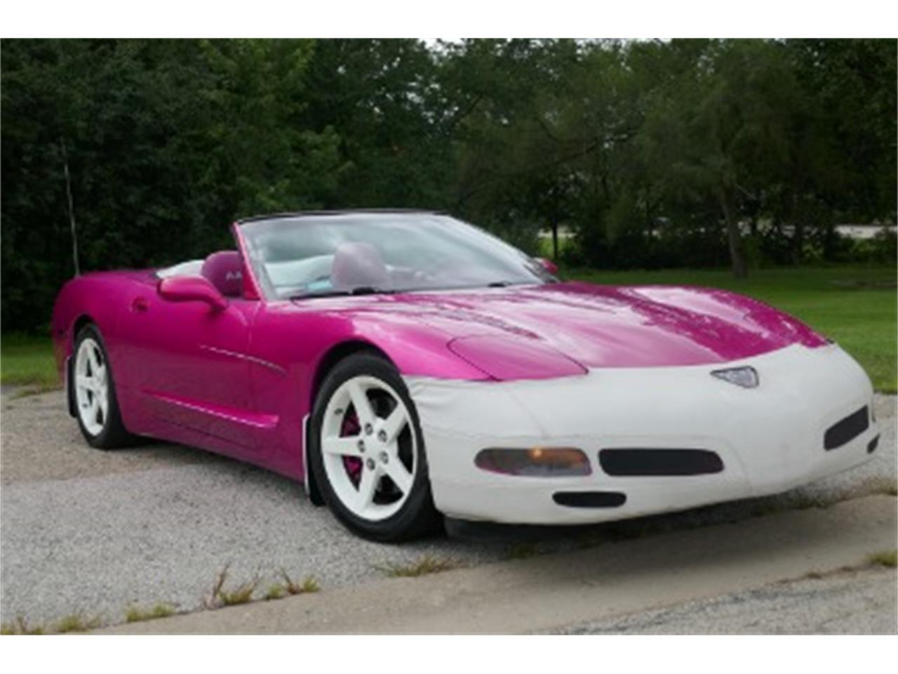 Large Picture of '98 Corvette - LTMQ