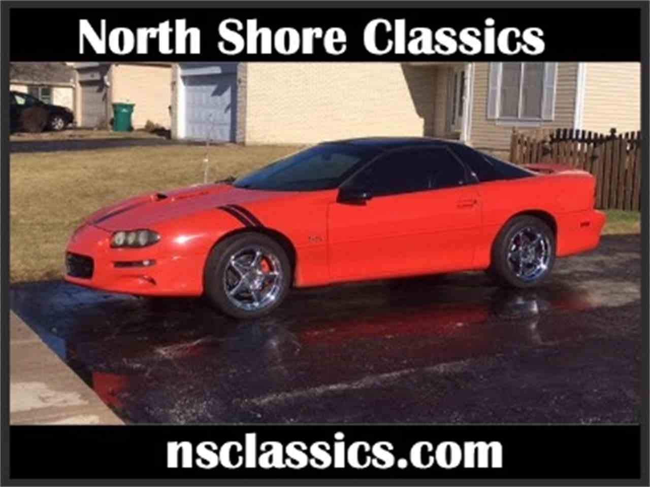 Large Picture of 1999 Chevrolet Camaro located in Illinois - LTMR