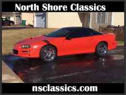 Picture of 1999 Chevrolet Camaro located in Mundelein Illinois - LTMR
