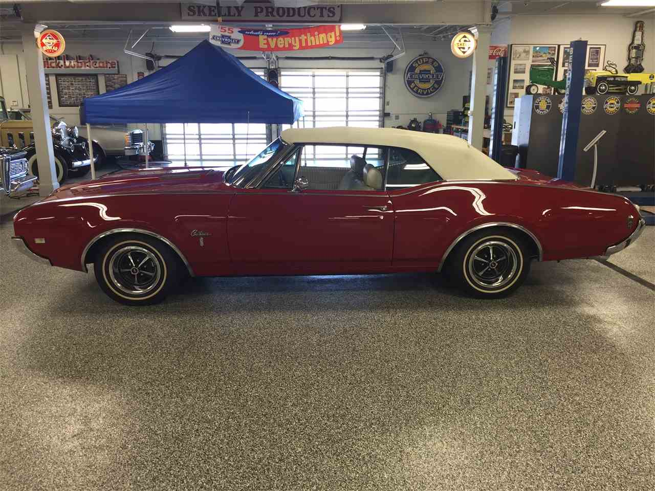 Large Picture of '68 Cutlass - LTN4