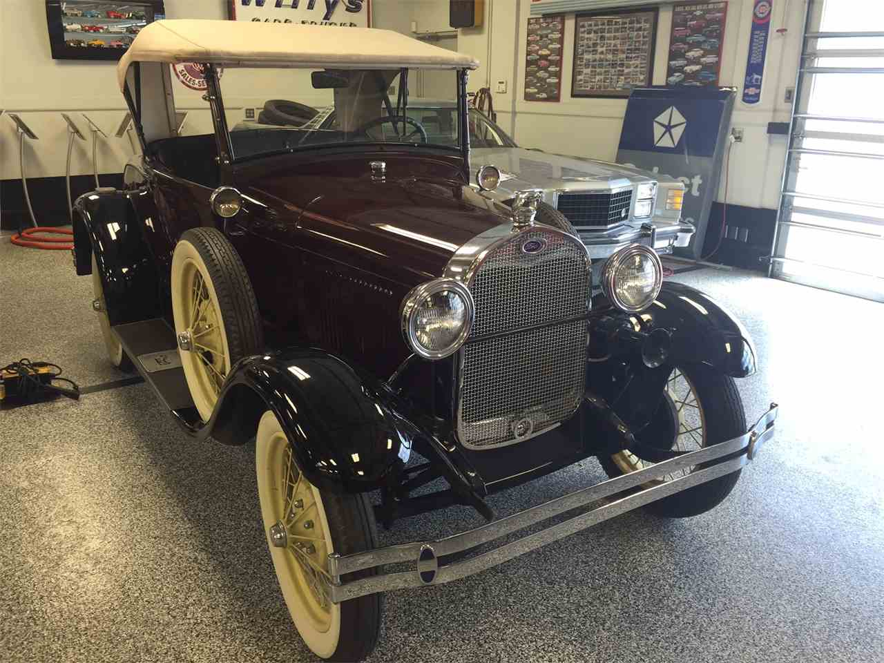 Large Picture of '29 Model A - LTN5