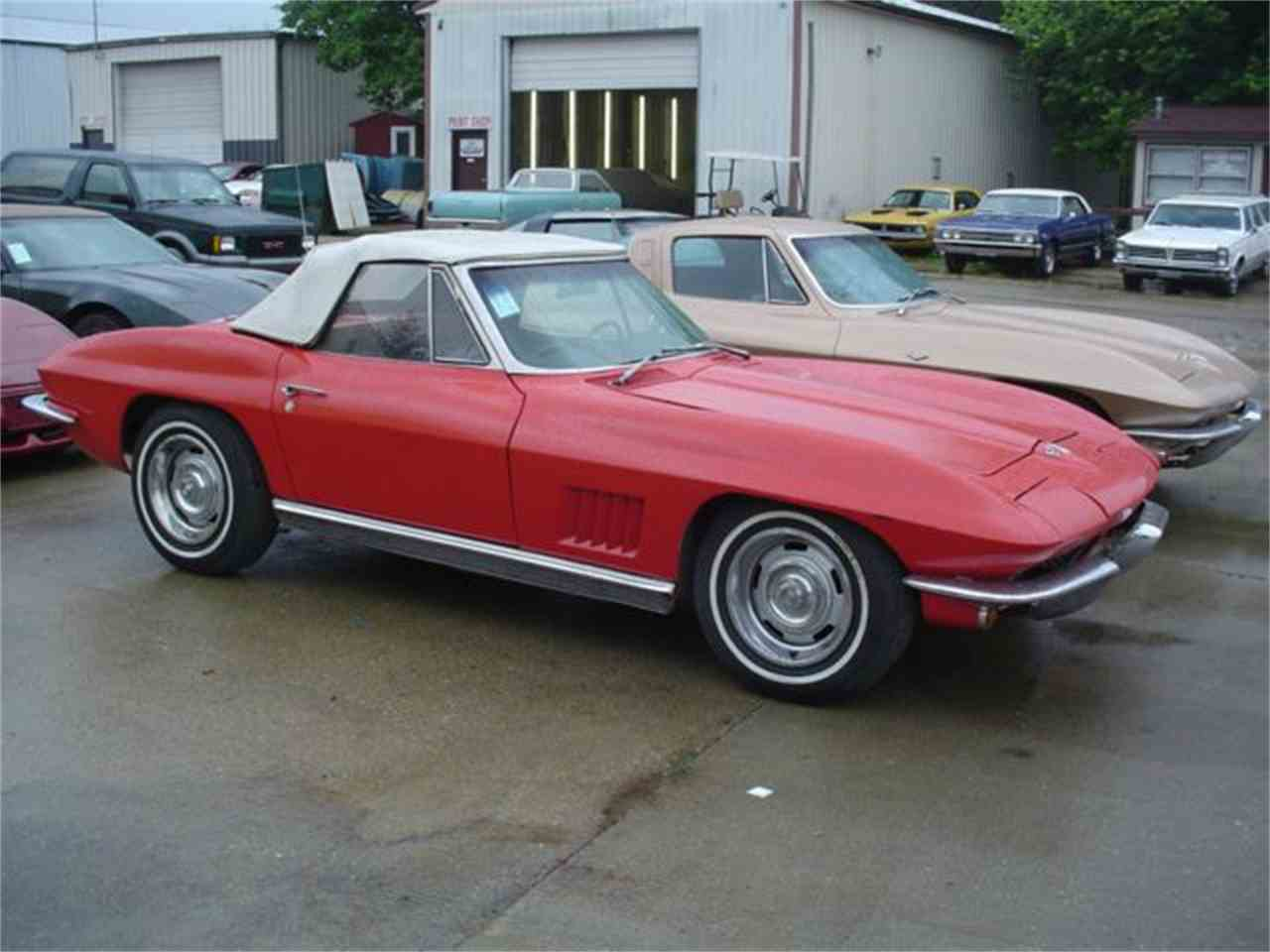 Large Picture of '66 Corvette - LNYD