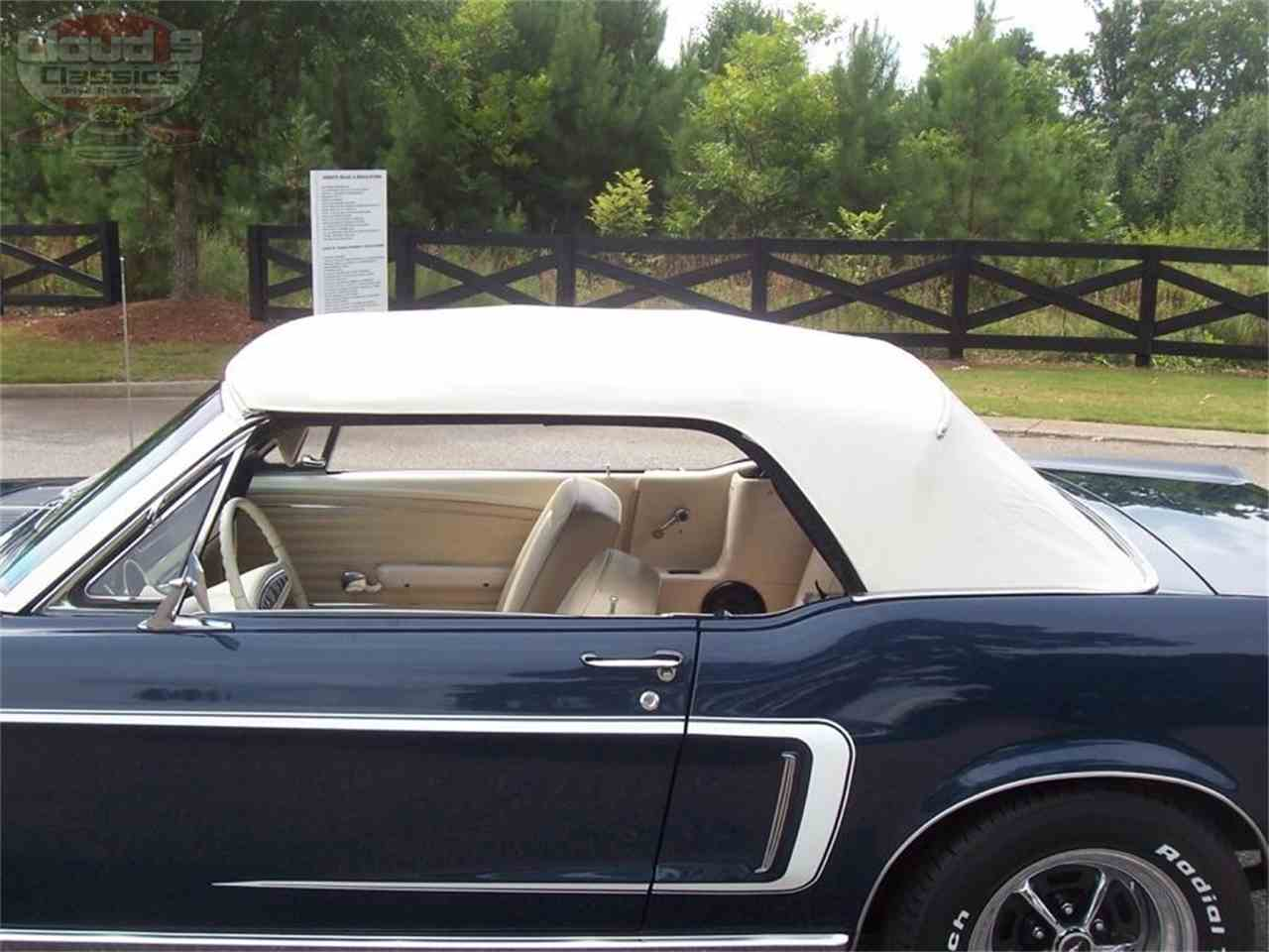 Large Picture of '68 Mustang - LTNR
