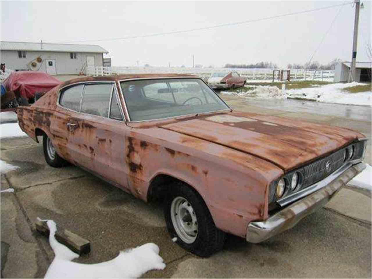 1966 Dodge Charger for Sale | ClicCars.com | CC-1010822