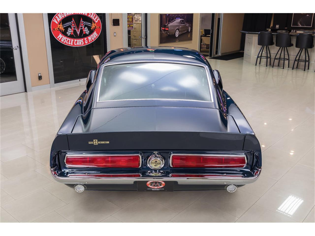 Large Picture of '67 Mustang Fastback Pro Touring - LTO2
