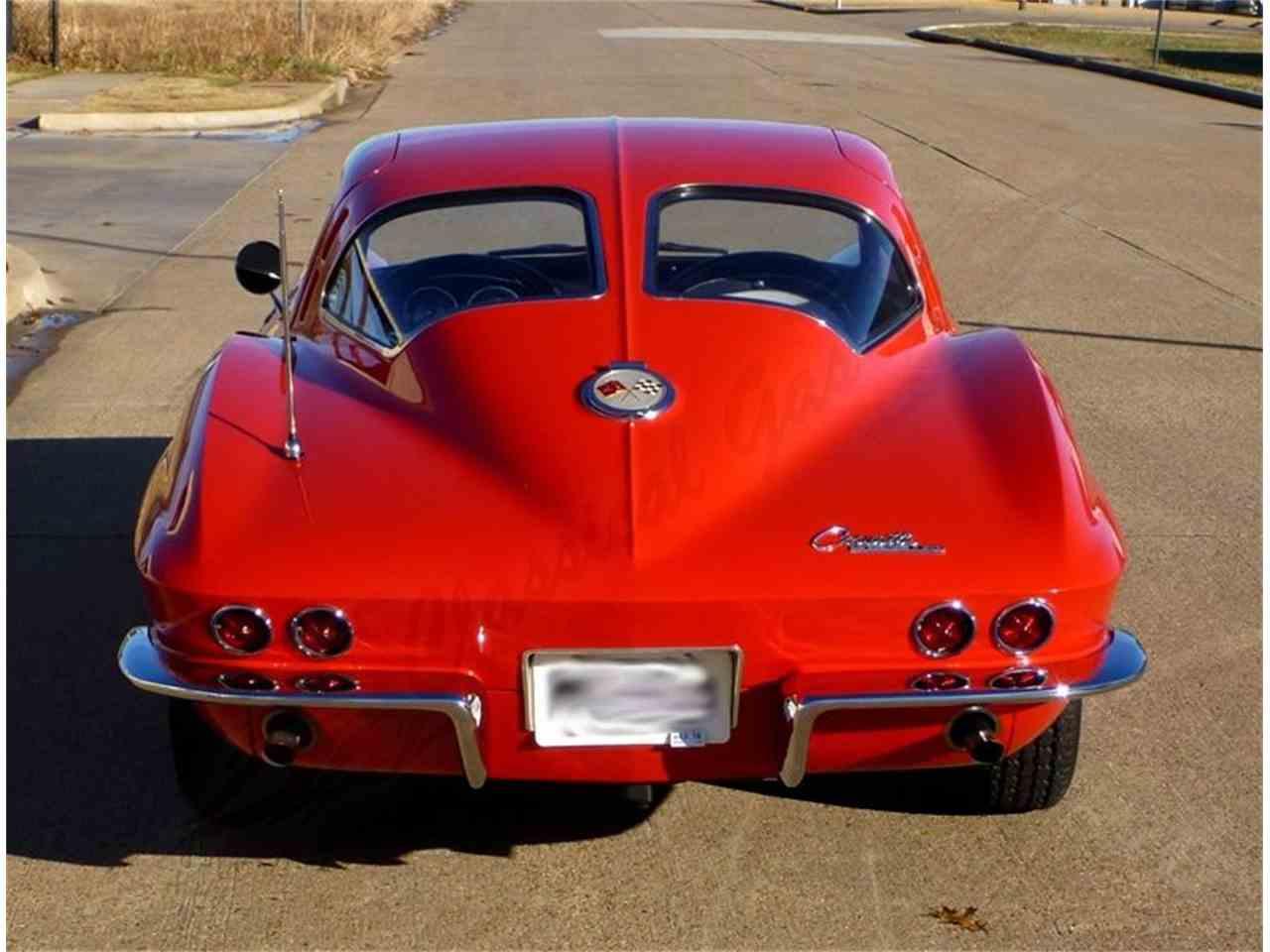 Large Picture of '63 Corvette - LTO9