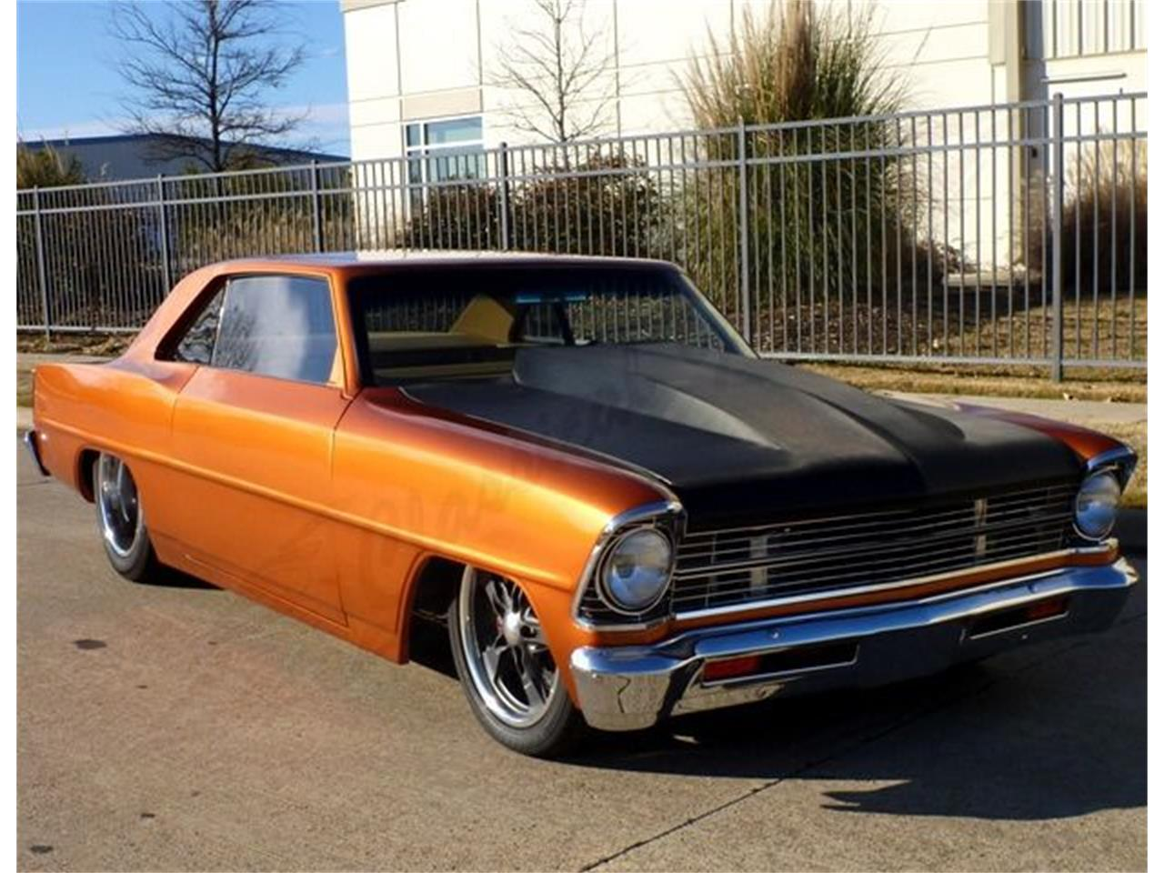 Large Picture of 1966 Chevrolet Nova located in Texas - $120,000.00 Offered by Classical Gas Enterprises - LTOC