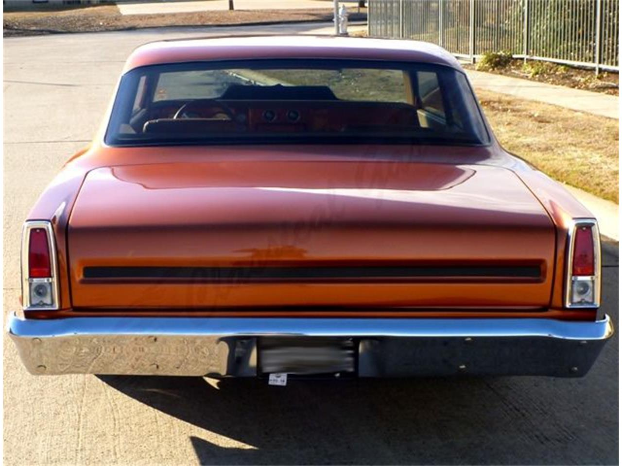 Large Picture of Classic 1966 Chevrolet Nova located in Texas - $120,000.00 Offered by Classical Gas Enterprises - LTOC