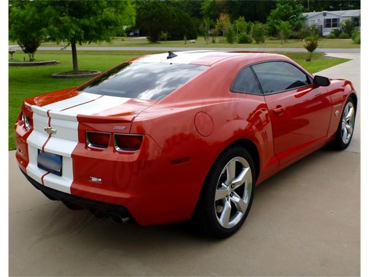 Large Picture of '10 Camaro SS - LTOM