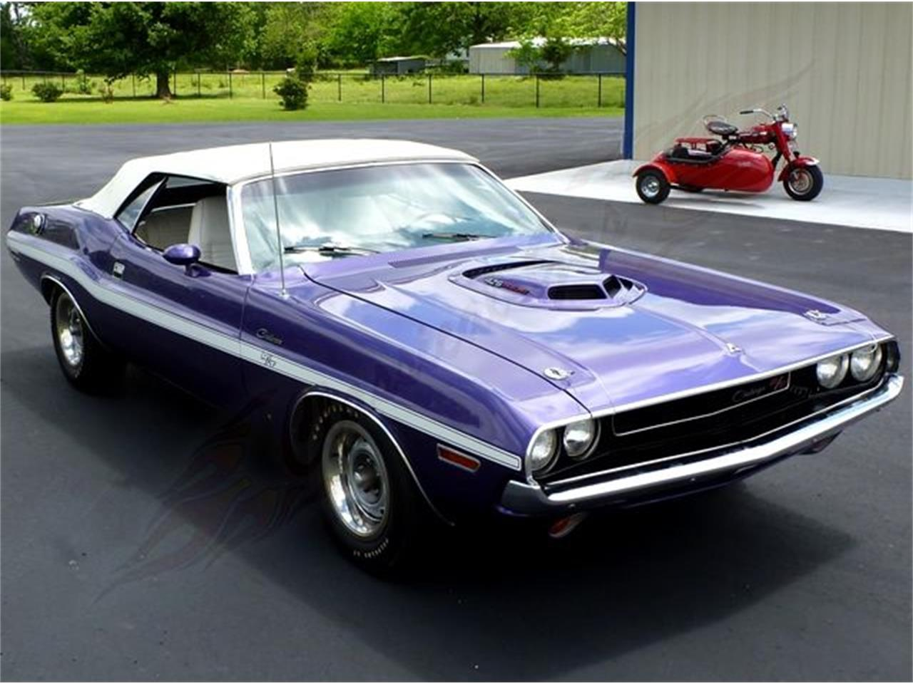 Large Picture of Classic '70 Challenger R/T located in Texas - $189,500.00 - LTOP
