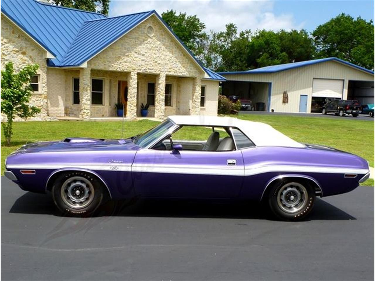 Large Picture of Classic '70 Dodge Challenger R/T located in Texas - $189,500.00 - LTOP