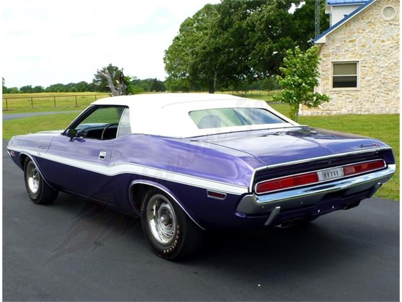 Large Picture of Classic 1970 Dodge Challenger R/T located in Texas - $189,500.00 - LTOP