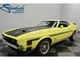 Picture of Classic '73 Ford Mustang Mach 1 located in Tennessee Offered by Streetside Classics - Nashville - LTOR