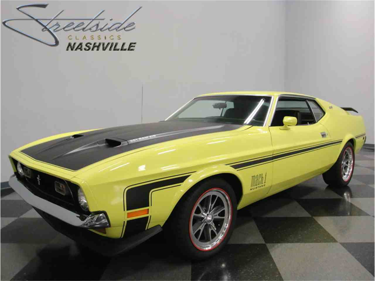 Large Picture of '73 Mustang Mach 1 - $25,995.00 - LTOR