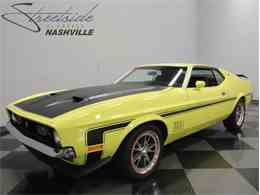 Picture of Classic '73 Ford Mustang Mach 1 - LTOR