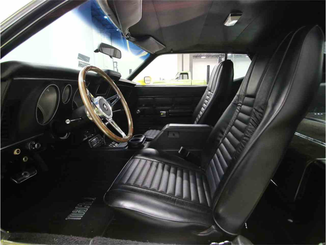 Large Picture of 1973 Mustang Mach 1 - $25,995.00 Offered by Streetside Classics - Nashville - LTOR