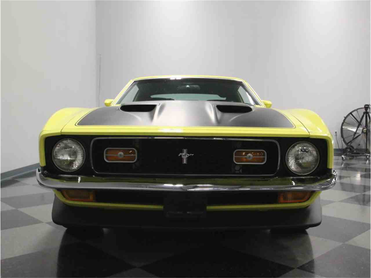 Large Picture of Classic '73 Ford Mustang Mach 1 located in Tennessee - LTOR