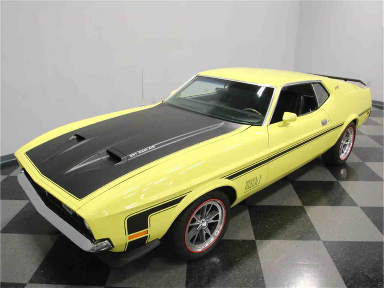 Large Picture of Classic 1973 Mustang Mach 1 Offered by Streetside Classics - Nashville - LTOR